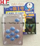 Lang Yi Hao männliche Vergrößerungs-Kräutergeschlechts-Pillen mit neuer Formel