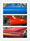 電流を通された最もよい品質はカラーによって塗られた熱間圧延の鋼鉄コイルに電流を通した
