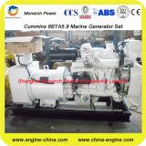 100kVA l'eau diesel marine Genset à vendre