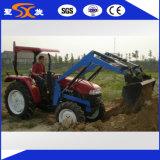 Chargeur frontal haute qualité haute qualité avec tracteur