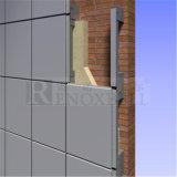 Comitato composito della facciata di alluminio per l'ufficio fuori della parete