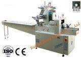 Almohadilla-Tipo de alta velocidad empaquetadora de Xzb-450A automática de la esponja