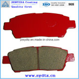 Powder professionnel Coating Paint pour Brake Pads