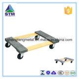 """Tipo produto piano 4-Wheel de madeira da zorra atapetada de """": Fontes/caminhões & acessórios móveis de mão """""""