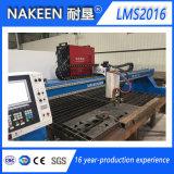 Plasma do CNC do pórtico/cortador do gás do tipo de Nakeen