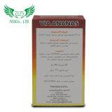 Через потерю веса выдержки Ananas 100% травяную, красотка, Detox