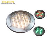 LED de alto brillo ligero subacuático aprobados por la CE