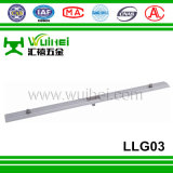 Lega di alluminio che guida leva per il portello scorrevole con ISO9001 (LLG03)