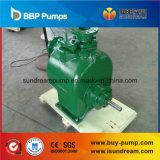 Pompe centrifuge d'eau claire en porte-à-faux horizontale