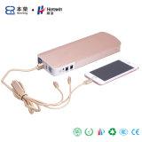 dispositivo d'avviamento multifunzionale portatile di salto 18000mAh con il compressore d'aria/pompa