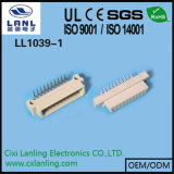 евроец Connector 2*10pin 220male Female DIN41612