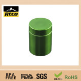Scatola metallica della plastica di memoria dell'alimento della scatola metallica dell'acciaio inossidabile