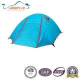 二重人のためのキャンプの屋外のテント