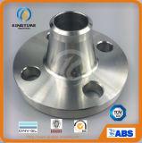 Aço F316 / inoxidável 316L Wn flange forjado flange ASME B16.5 (KT0095)