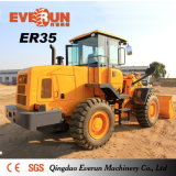 Vorderseite Loader Qingdao-Everun Machinery Er35 Construction mit Cer