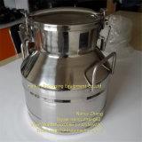 Тара для хранения сырцового молока нержавеющей стали 15 литров воздухонепроницаемая
