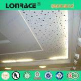 Prix de panneau de gypse de plafond de qualité