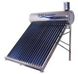 Calefator de água solar não pressurizado de Qal (200L)