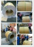 Gewölbtes Aluminiumblatt mit Packpapier-Rückseite für Feuchtigkeits-Sperre