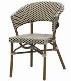 Cadeira ao ar livre do café de Textilene (TC-08004)