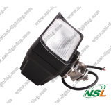 5inch 35W/55W H11 HID Work Light, Aluminium Housing Flood Beam Xenon Tractor Working Light