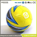De gepersonaliseerde Synthetische Bal van het Voetbal met 2 Voeringen