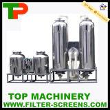 Scambiatore di ioni del sodio per il trattamento delle acque
