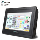 Wecon 7 Zoll-Touch Screen HMI mit Etherenet Kanal
