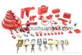 Fechamento universal da válvula Easy-to-Use para todos os tipos de válvulas com cadeado da segurança