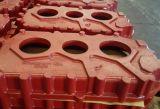 Bastidor de arena de la fuente de China, bastidor del hierro, bastidor de la caja de engranajes para el carro