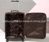 Los hombres de cuero de la PU rodaron el bolso del equipaje del recorrido de asunto de la carretilla (CY3569)