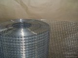 Сваренная нержавеющей сталью ячеистая сеть