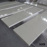 Stone artificiale Pure White Quartz Counter Top per Kitchen