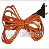 Cable térmico del reptil del caucho de silicón para Poikilotherm
