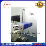 laser die van Co2 van Ce 10With30W Rofin de Blauwe Machine voor Plastiek merken