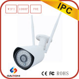 cámara HD WiFi del IP del P2p de la visión nocturna de 1080P Poe mini