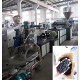 Fiocchi di plastica del PE dei pp che riciclano la riga di pelletizzazione