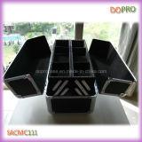 Argent Aluminum Frame Beauty Case Hard Shell (de SACMC111)