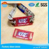 Wristbands del silicón de RFID/NFC/Wristbands tejidos RFID del festival de los boletos