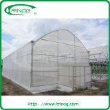 Коммерчески Tunnel Film Greenhouse для Flower Growing