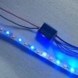 力LEDおよびLEDのストリップのためのRGBWのコントローラ