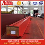 мостовые краны 10t Best Quality Single Girder Hoist Travelling