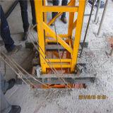 低価格のための内部の上昇のタワークレーン