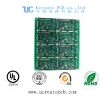 4 de Assemblage van PCB van de laag met UL ISO RoHS