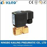 Vanne électromagnétique à effet direct de contrat de la série Kl223