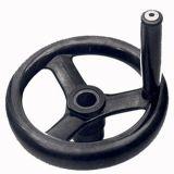カスタム中国弁の手動ハンドルのステンレス鋼の手動ハンドル