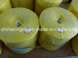 Pp.-Seil verwendet im Gewächshaus, um das Gemüse oder die Früchte zu binden