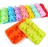 6 поднос силикона сахара торта силикона DIY формы детей