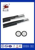Qualitäts-Luftbündel-Kabel XLPE Isolier-ABC-Kabel
