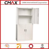 4 Doors Cmax-Sc008のファイリングキャビネットのFull Heightの食器棚
